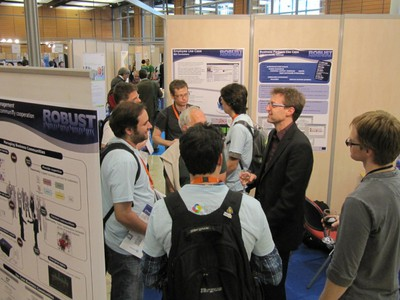 Robust at WWW 2012 - discussion
